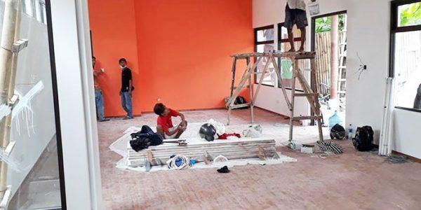 bali construction commercial