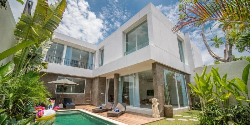build villa in bali